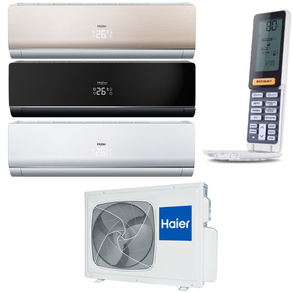 Кондиционеры Haier AS09NS4ERA / 1U09BS3ERA